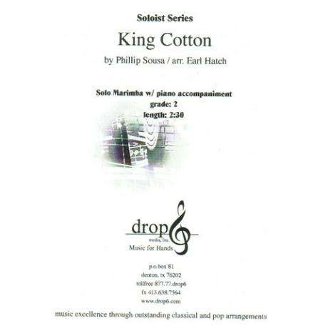 King Cotton by Sousa arr. Earl Hatch