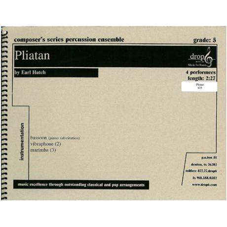 Pliatan by Earl Hatch