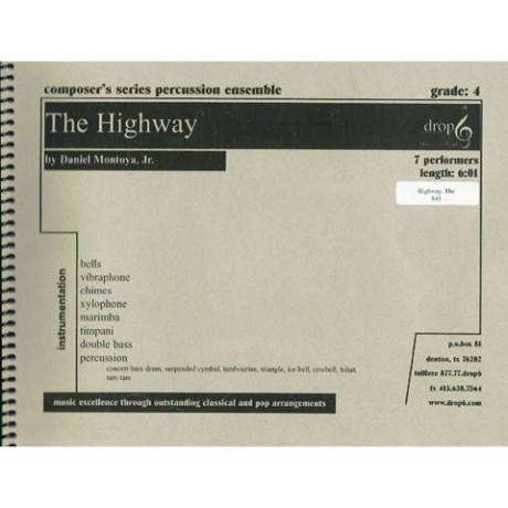The Highway by Daniel Montoya, Jr.