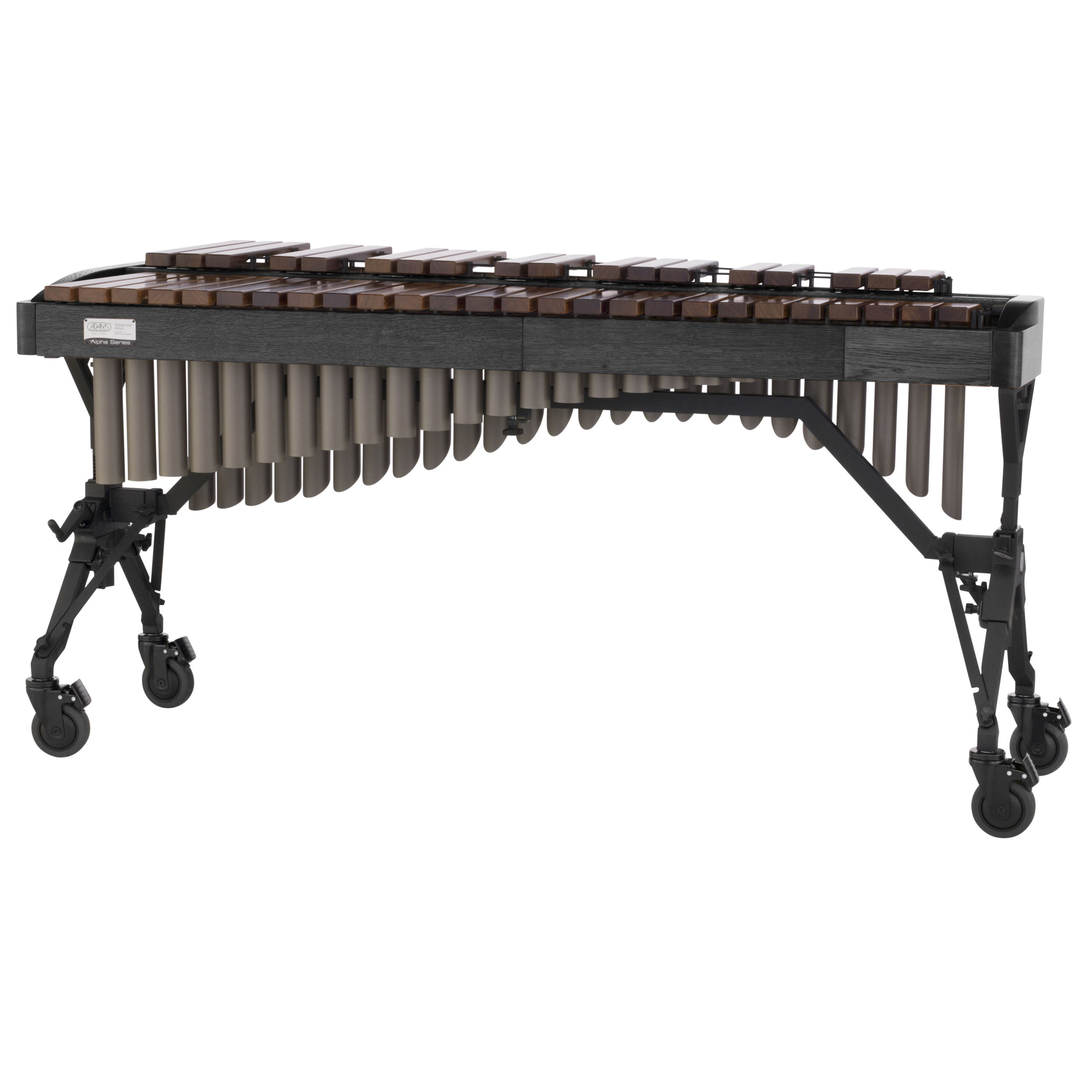Adams 3.5 Octave Alpha Rosewood Xylophone with Graphite Oak Rails & Desert Resonators