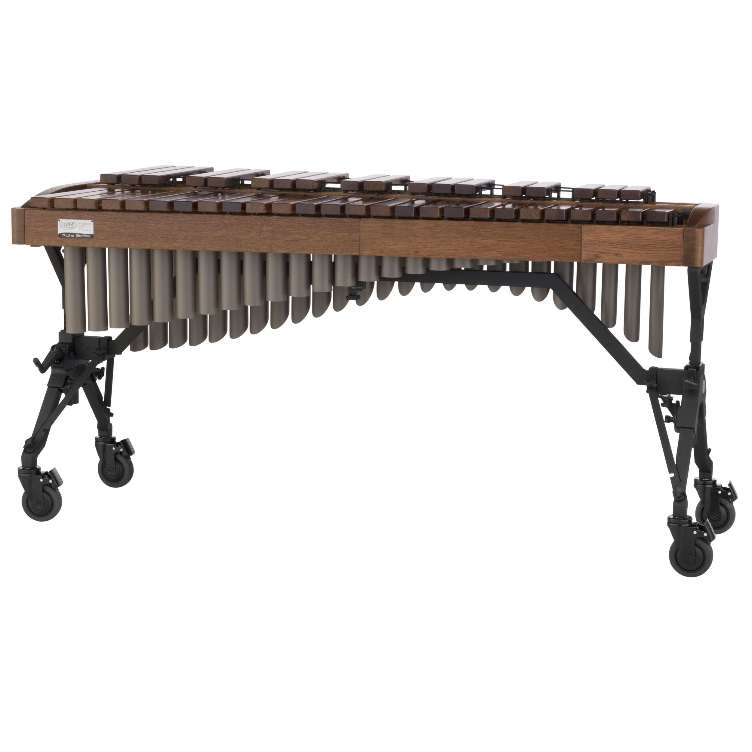 Adams 3.5 Octave Alpha Rosewood Xylophone with Walnut Oak Rails & Desert Resonators