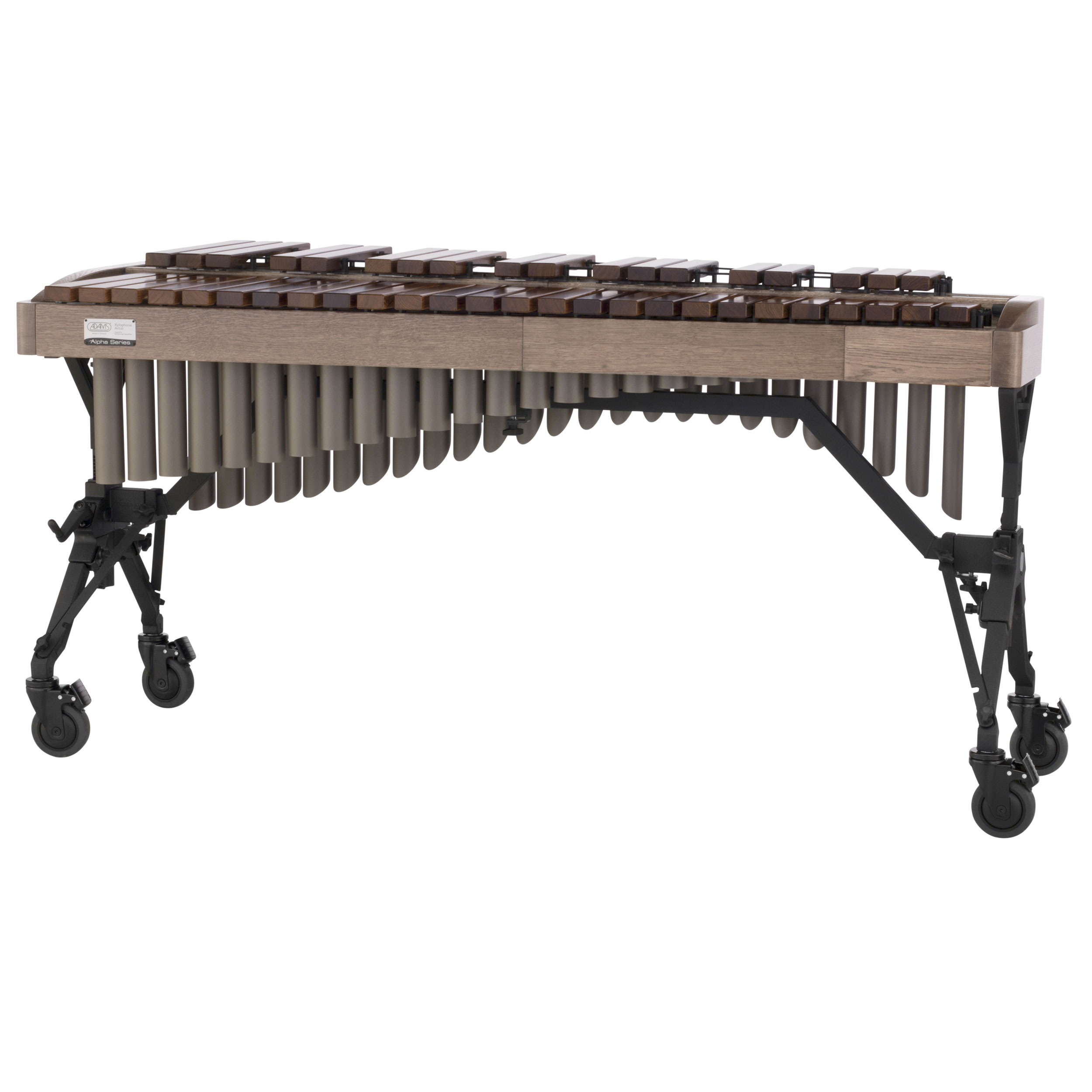 Adams 3.5 Octave Alpha Rosewood Xylophone with White Wash Oak Rails & Desert Resonators