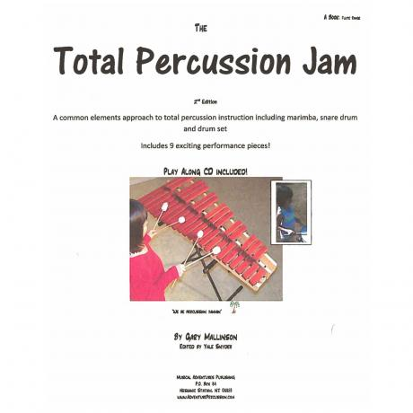 Total Percussion Jam by Gary Mallinson