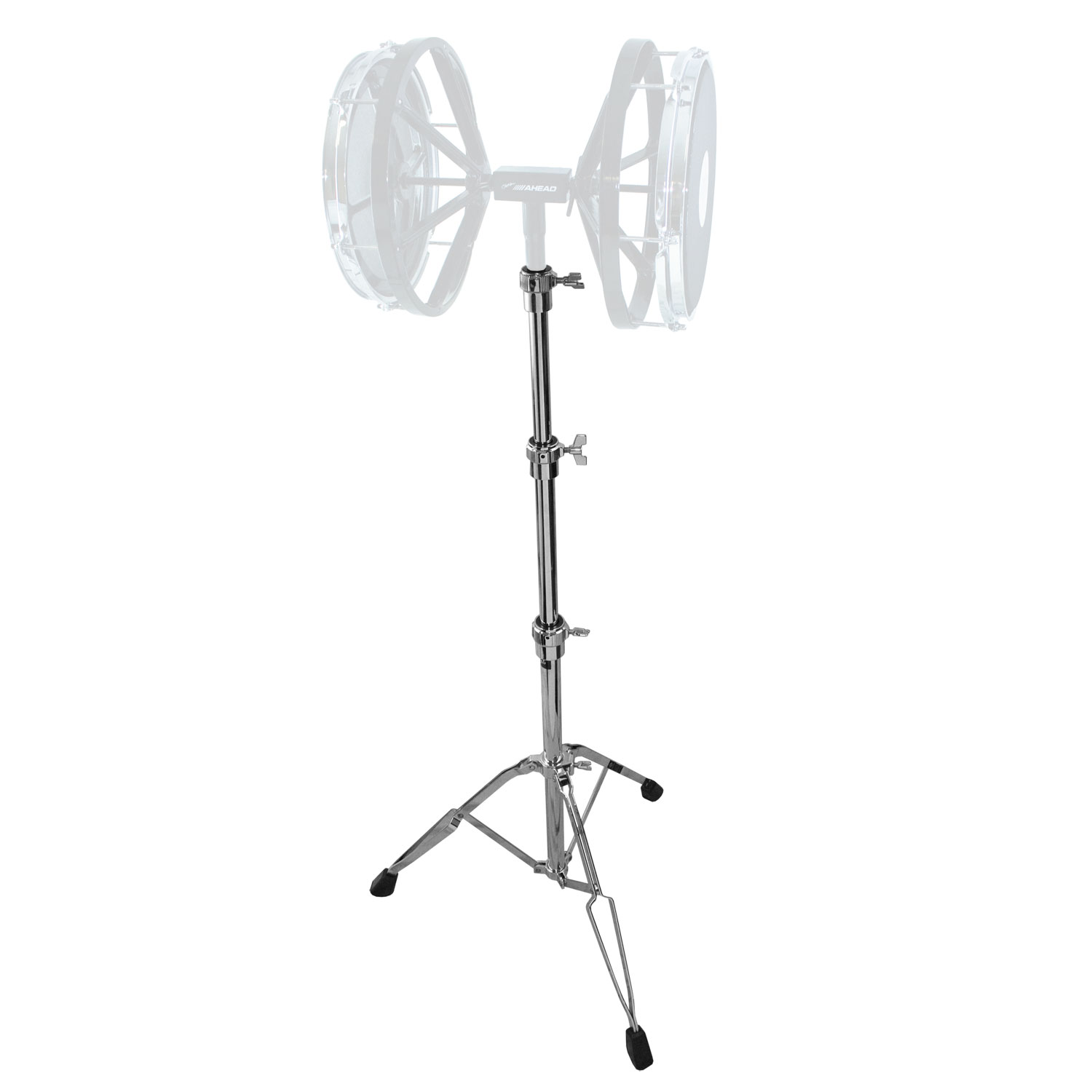 Ahead Chavez Arsenal Tunable Marching Bass Practice Pad Stand