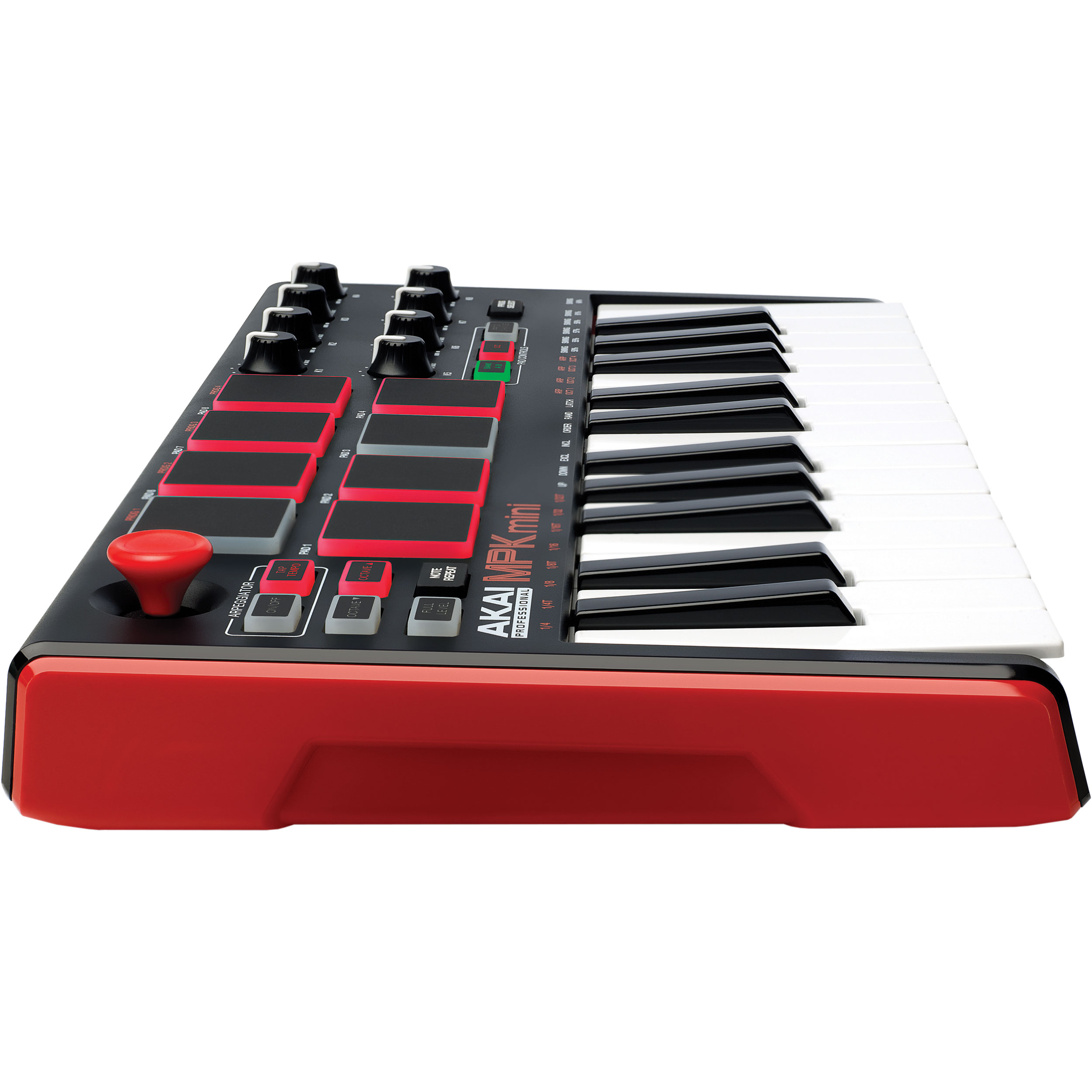 akai professional 25 key mpk mini midi keyboard controller mpkmini2. Black Bedroom Furniture Sets. Home Design Ideas
