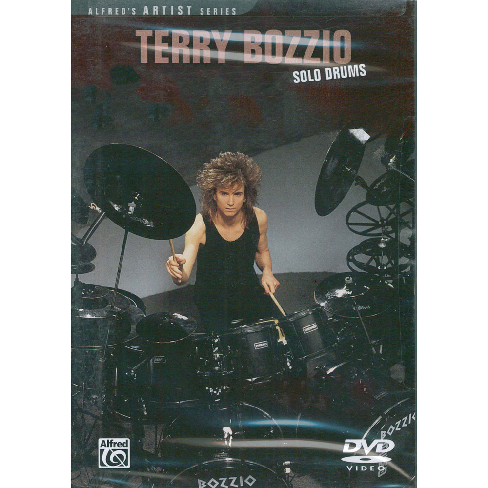 Solo Drums DVD - Terry Bozzio