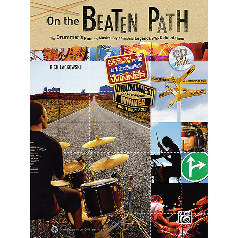 On the Beaten Path by Rich Lackowski