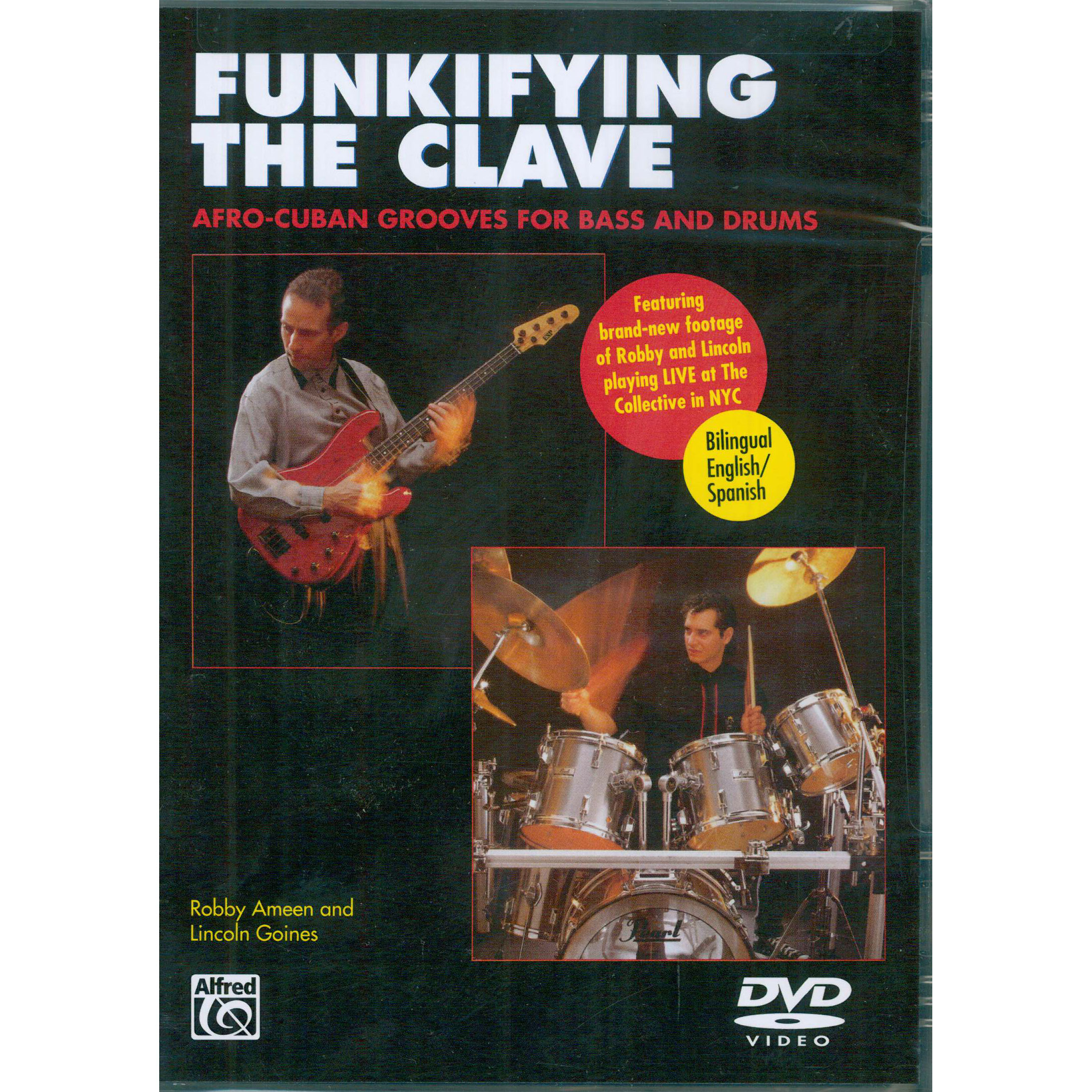 Funkifying the Clave DVD