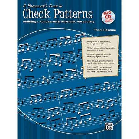 A Percussionist's Guide to Check Patterns by Thom Hannum