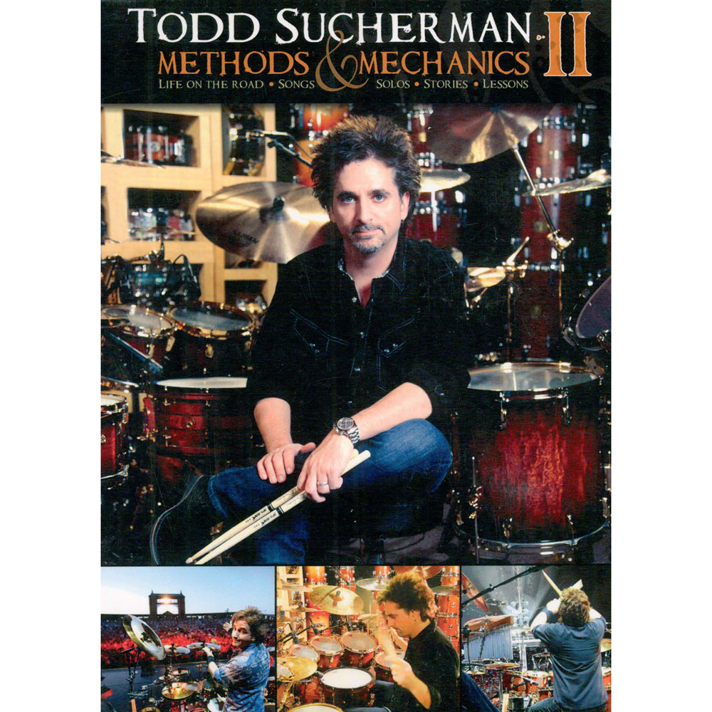 Methods & Mechanics DVD - Todd Sucherman