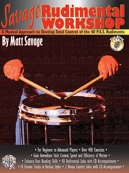Savage Rudimental Workshop by Matt Savage