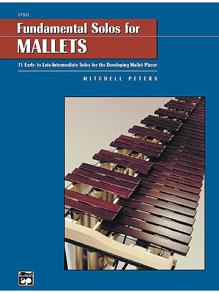 Fundamental Solos for Mallets by Mitchell Peters