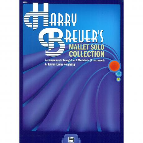 Harry Breuer's Mallet Solo Collection arr. Karen Irvin Pershing (Marimba Accompaniment)