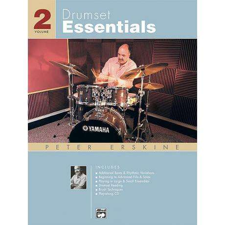 Drumset Essentials - Volume 2 by Peter Erskine
