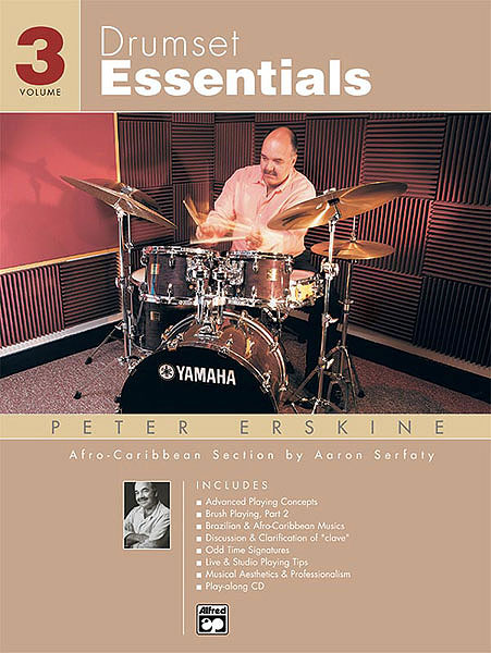 Drumset Essentials - Volume 3 by Peter Erskine