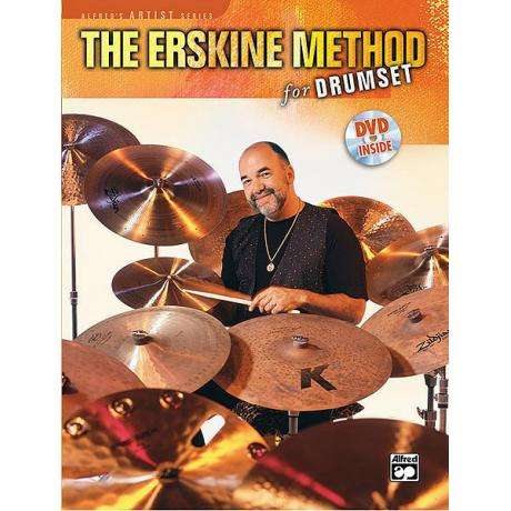 The Erskine Method for Drumset by Peter Erskine