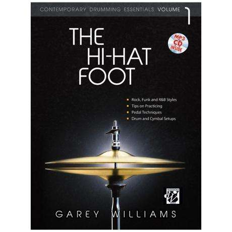 The Hi-Hat Foot by Garey Williams