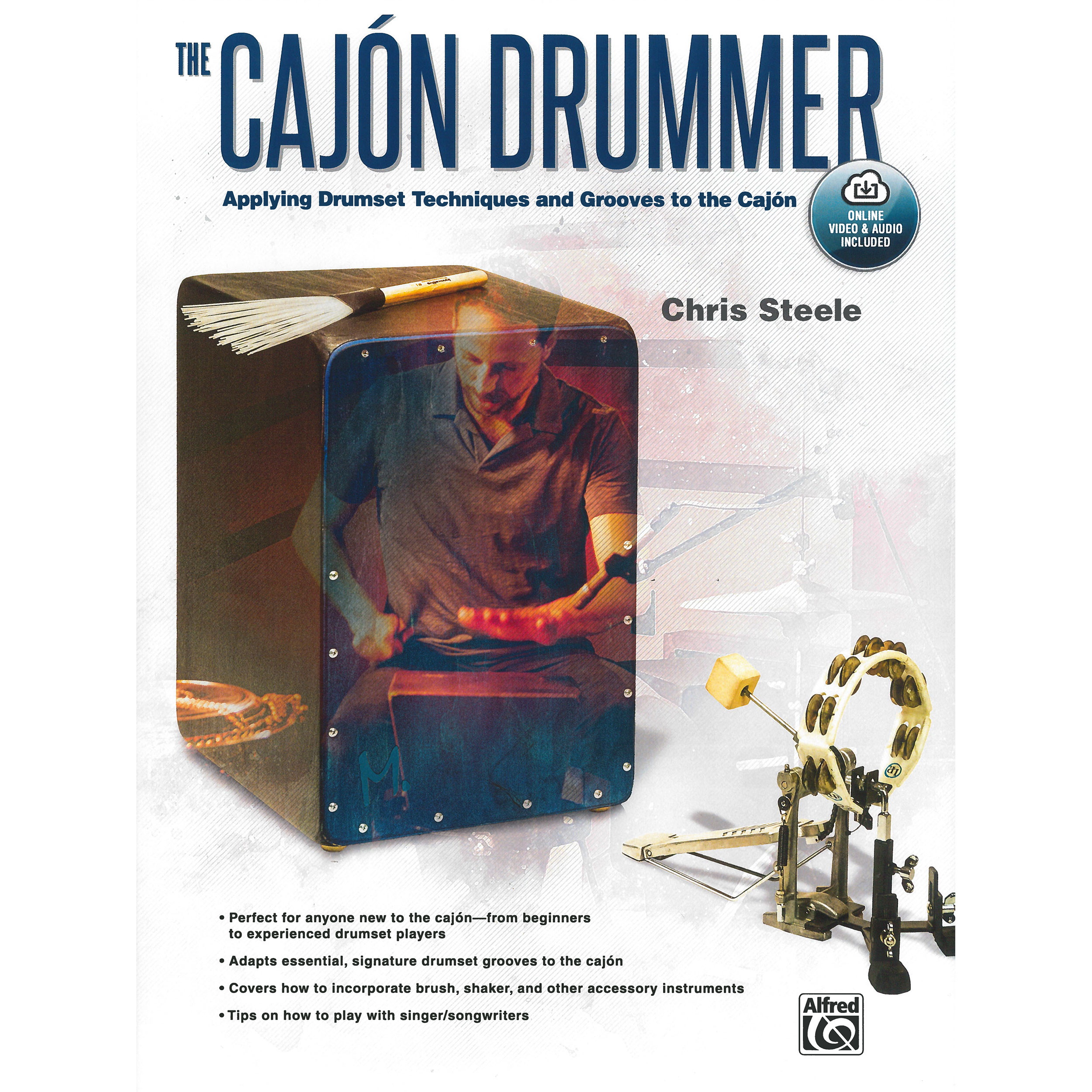 The Cajon Drummer by Chris Steele