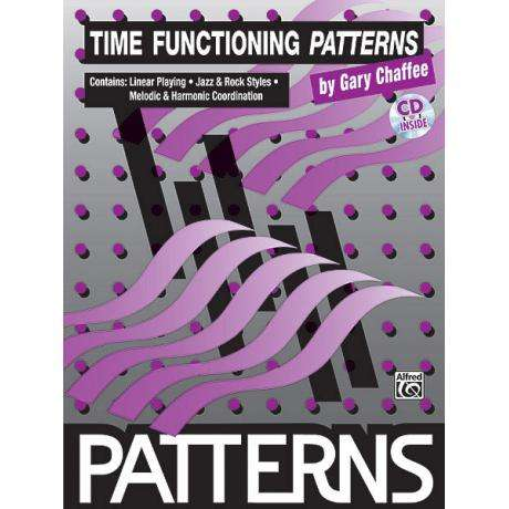 Time Functioning Patterns by Gary Chaffee