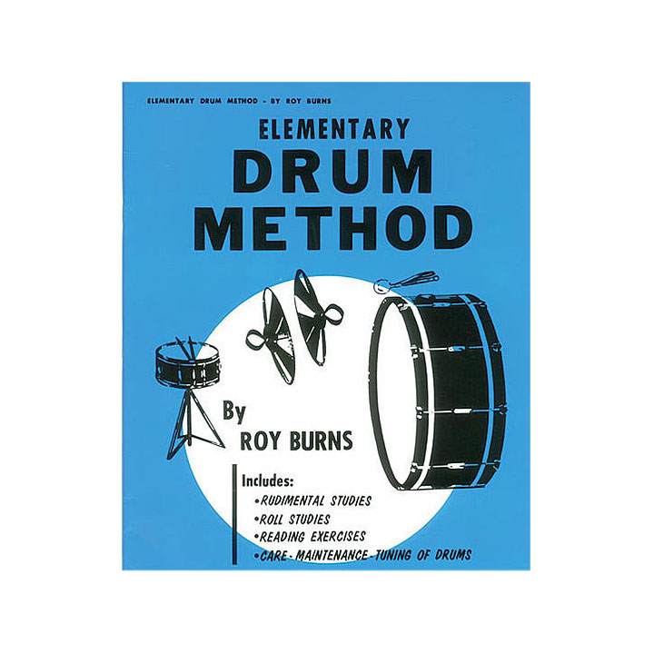 Elementary Drum Method by Roy Burns