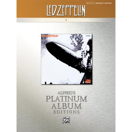 Led Zeppelin: I Drum Set Transcriptions