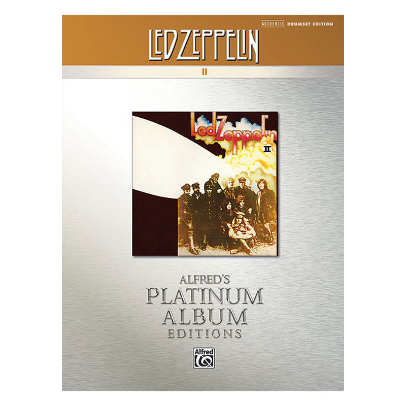 Led Zeppelin: II Drum Set Transcriptions