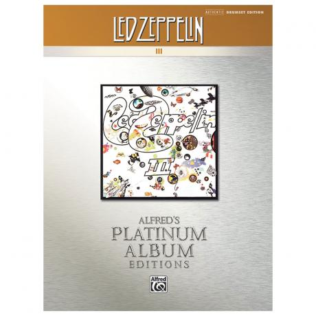 Led Zeppelin: III Drum Set Transcriptions