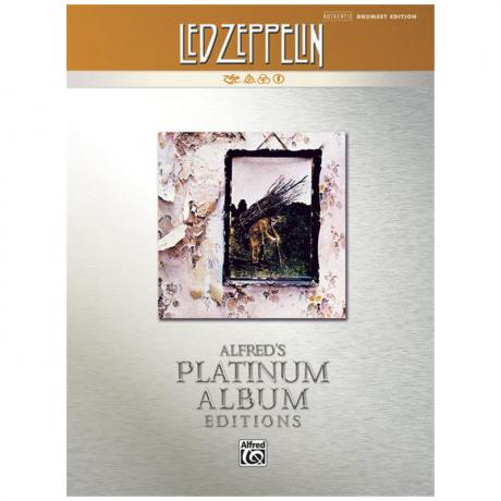Led Zeppelin: IV Drum Set Transcriptions