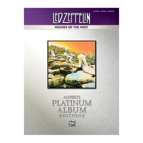 Led Zeppelin: Houses of the Holy Drum Set Transcriptions