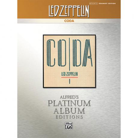 Led Zeppelin: Coda Drum Set Transcriptions