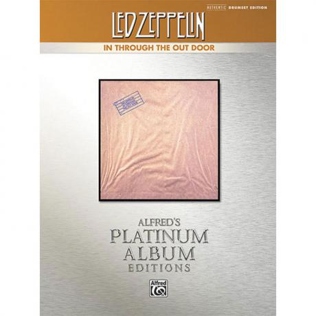 Led Zeppelin: In Through the Out Door Drum Set Transcriptions