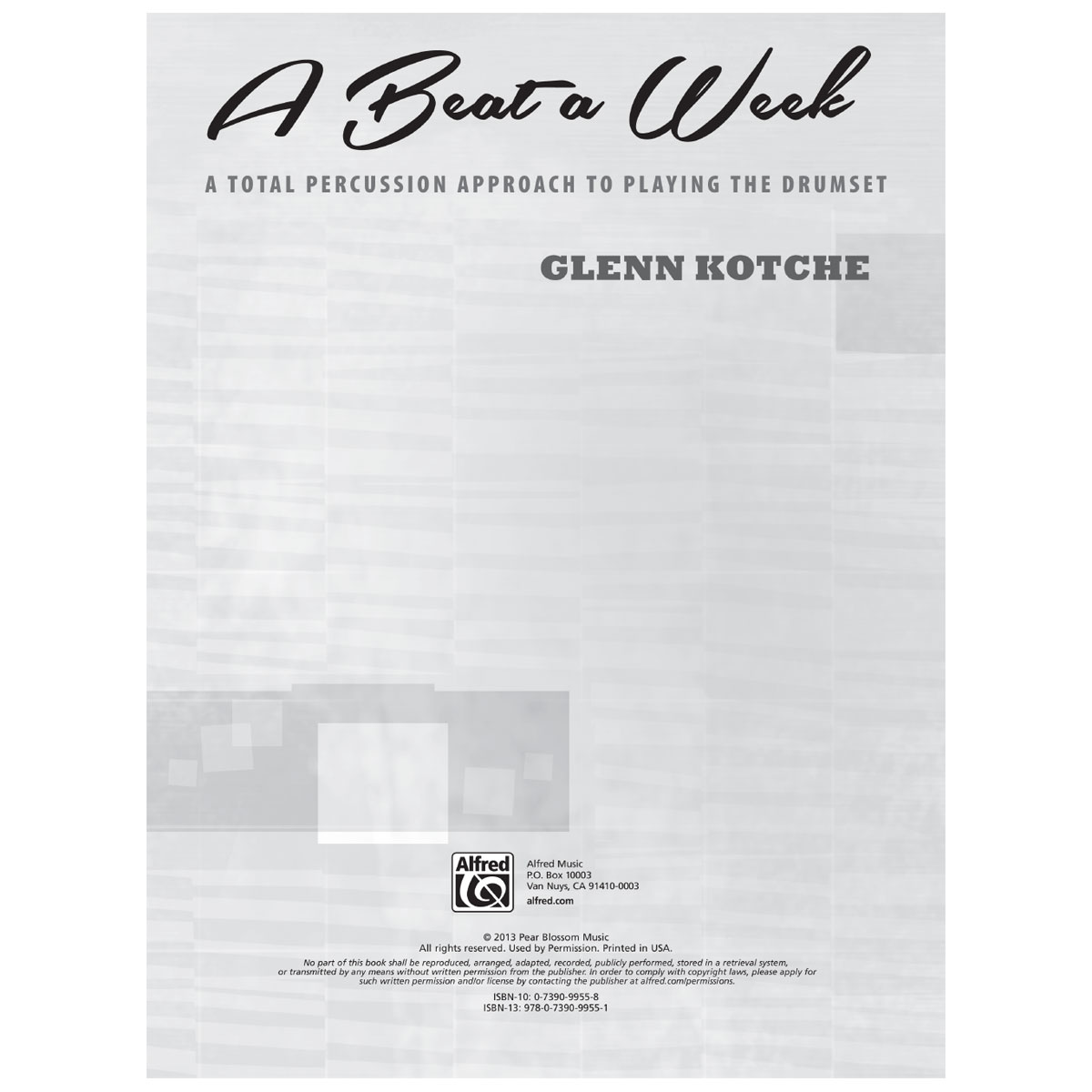 A Beat a Week by Glenn Kotche