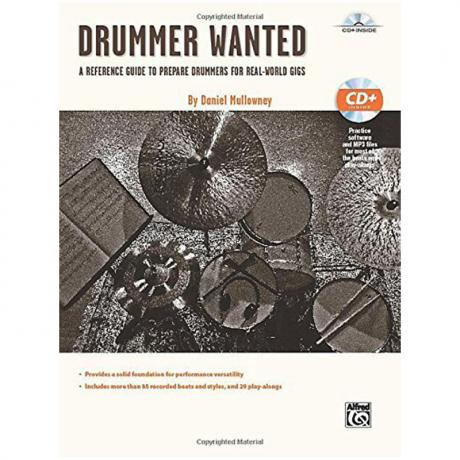 Drummer Wanted by Daniel Mullowney