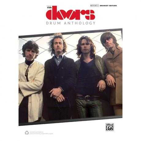 The Doors Drum Anthology
