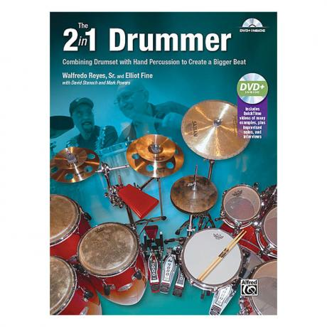 The 2-in-1 Drummer by Walfredo Reyes Sr. and Elliot Fine
