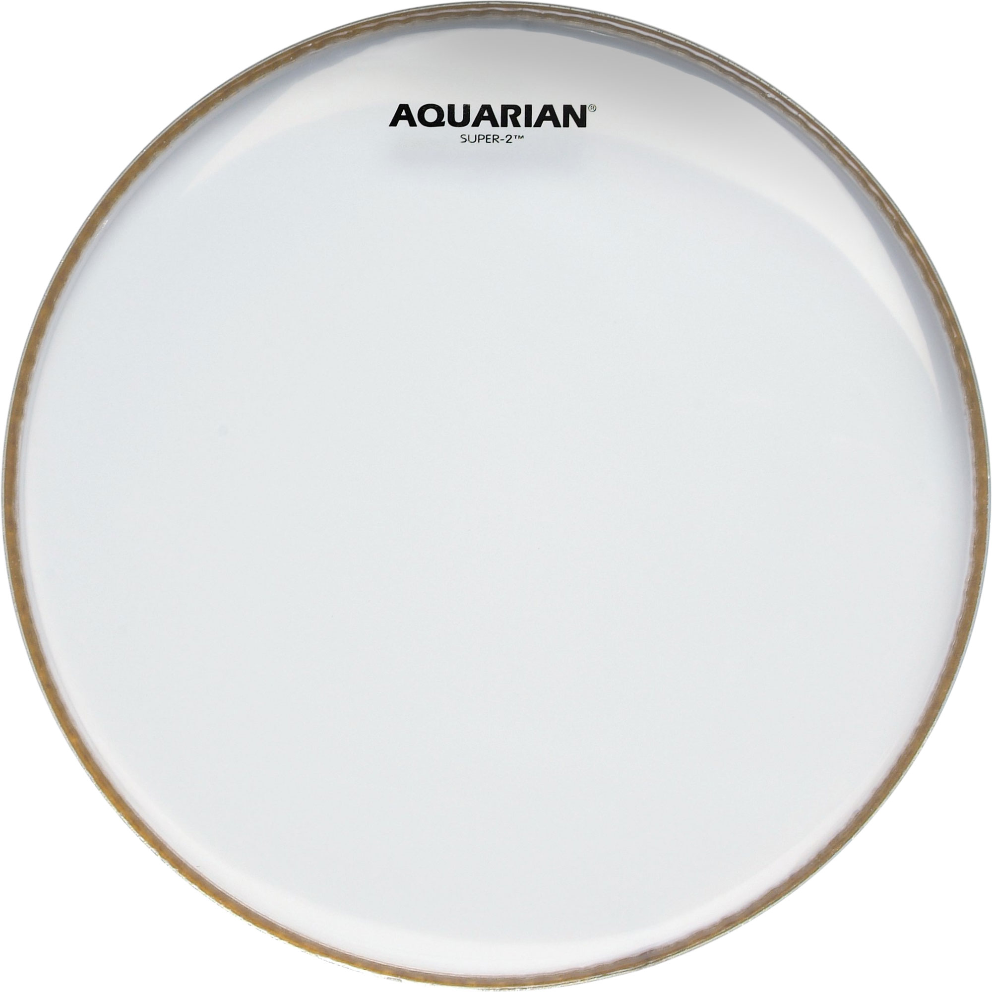 "Aquarian 13"" Super-2 Clear Head"