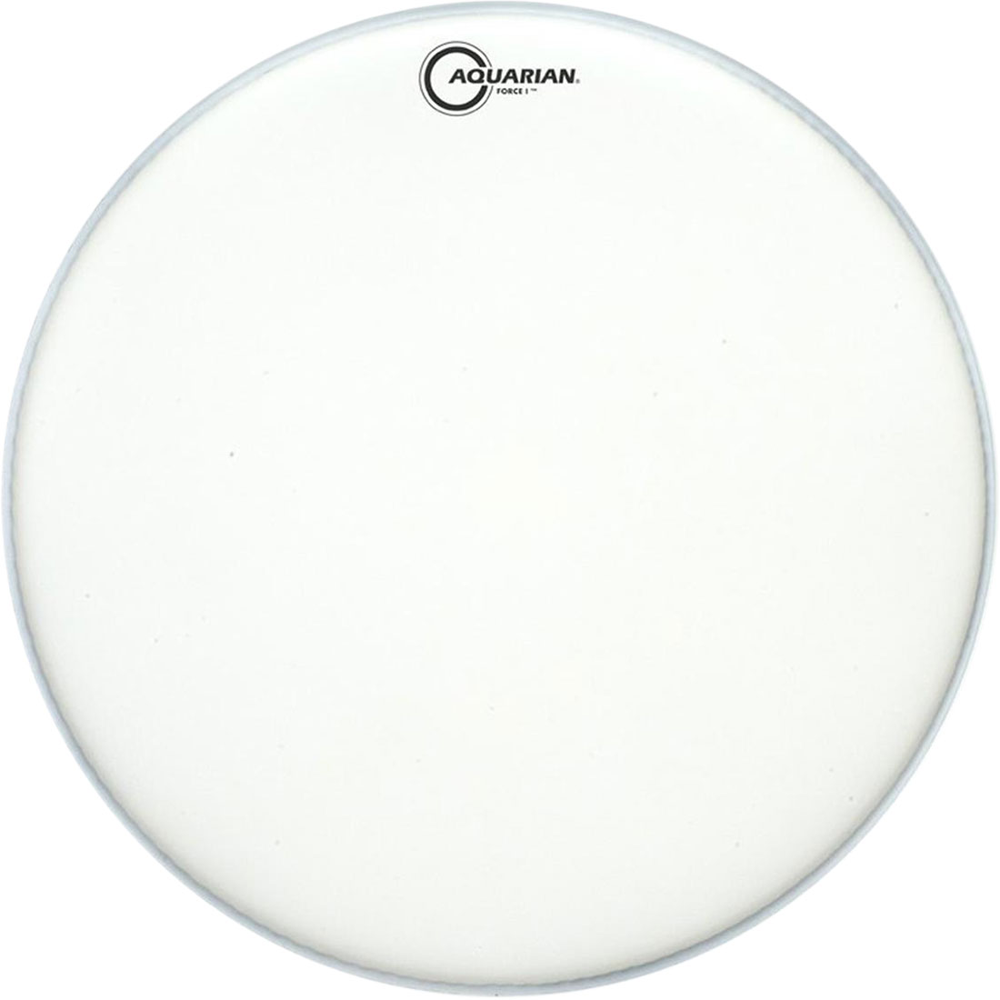 "Aquarian 22"" Force I Texture Coated Bass Drum Head with Vented Control Ring"