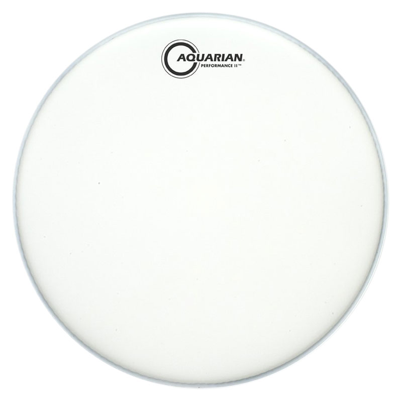 "Aquarian 10"" Performance II Coated Tom Head"