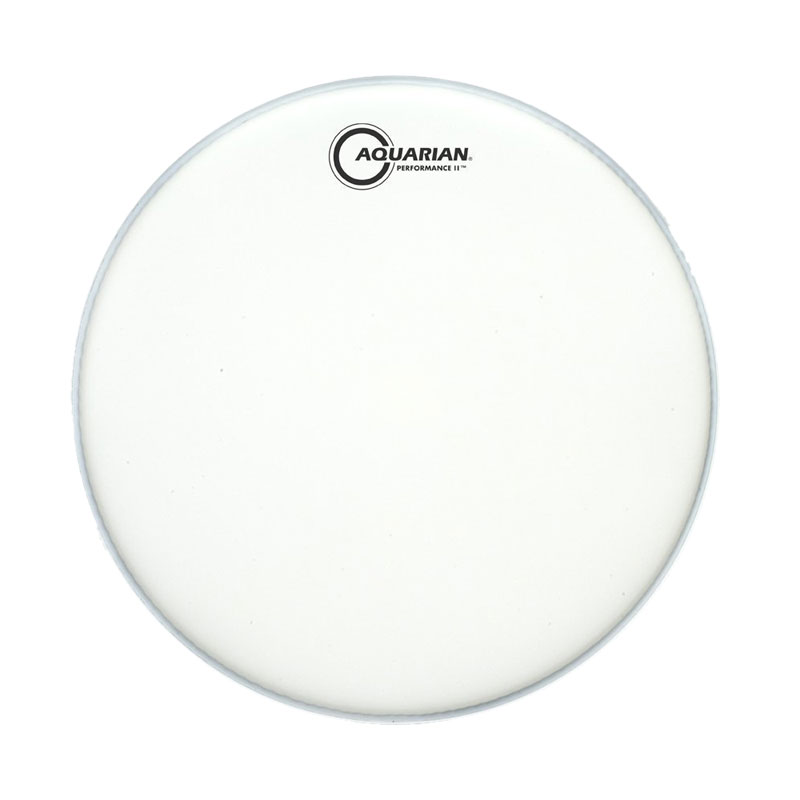"Aquarian 14"" Performance II Coated 2-Ply Head"