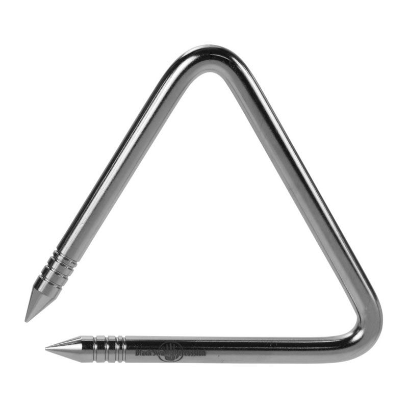 "Black Swamp 6"" Steel Artisan Triangle"