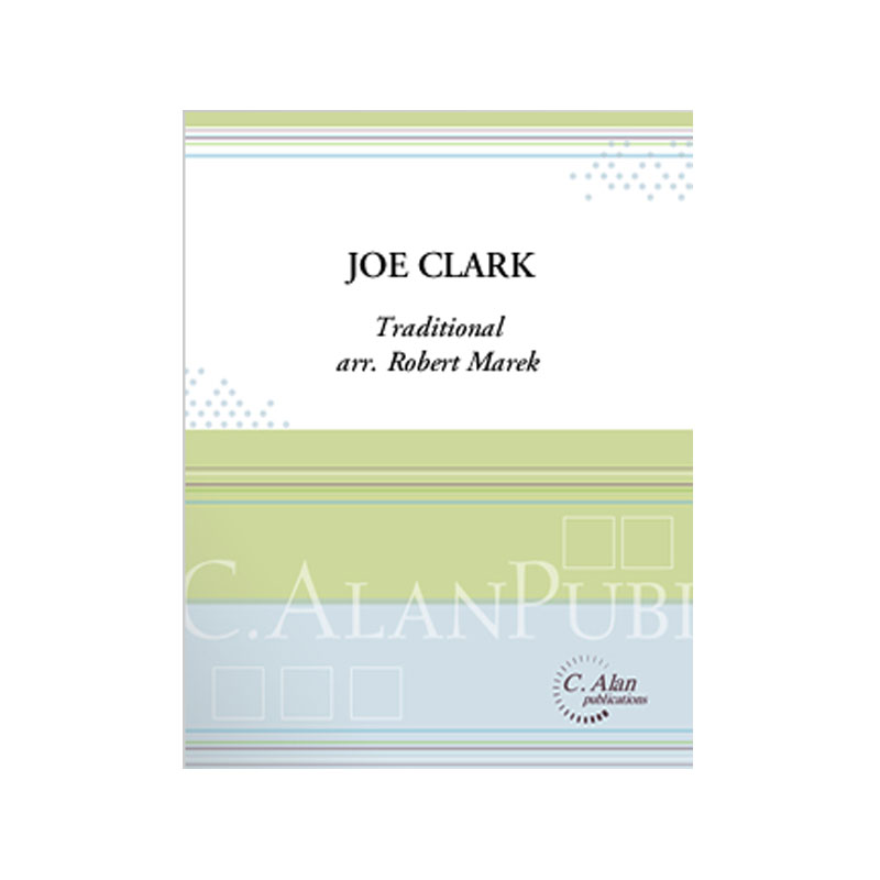 Joe Clark by Robert Marek