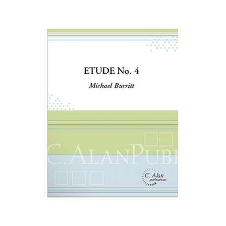 Etude No. 4 by Michael Burritt
