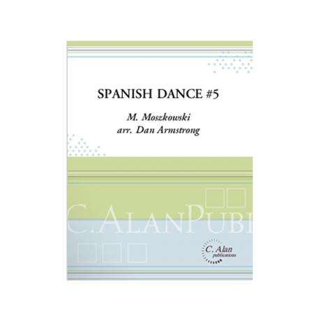 Spanish Dance No. 5 (Bolero) by Moszkowski/D. Armstrong