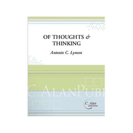 of thoughts and thinking by Antonio Lymon