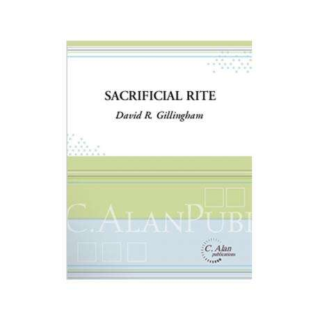 Sacrificial Rite by David R. Gillingham