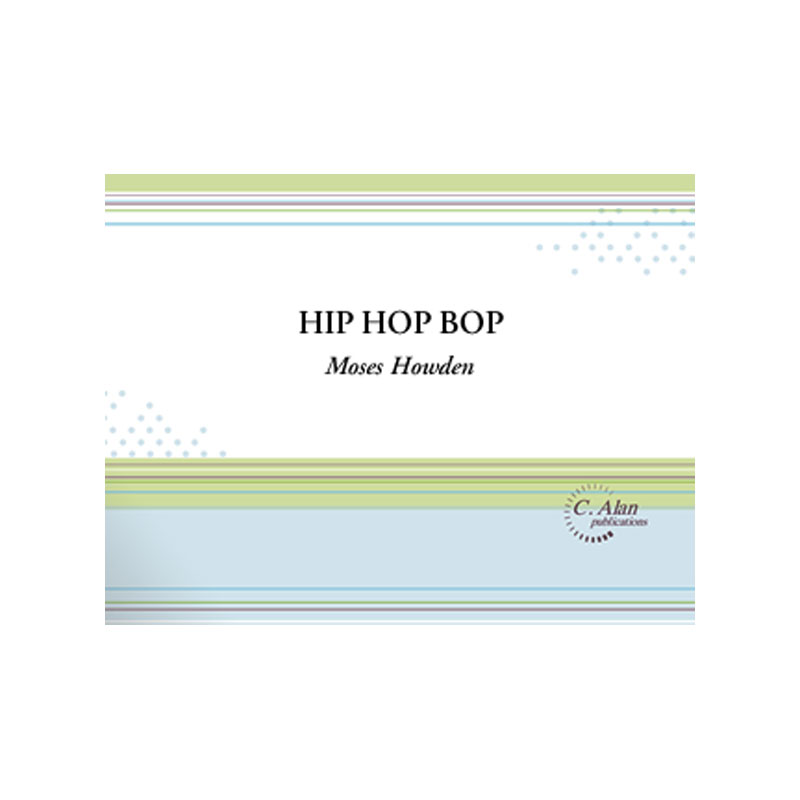 Hip Hop Bop by Moses Howden