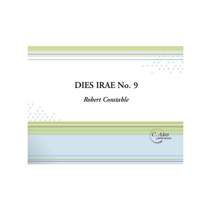 Dies Irae No. 9 by Robert Constable