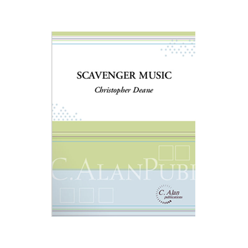 Scavenger Music by Christopher Deane