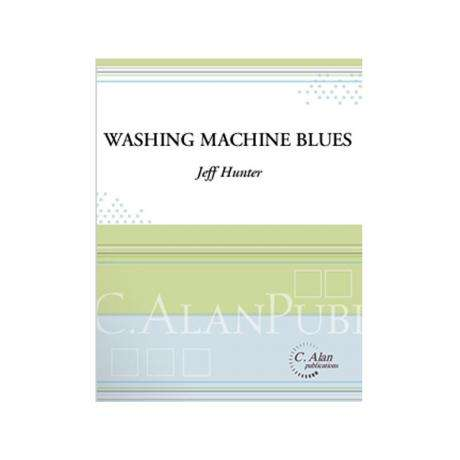 Washing Machine Blues by Jeff Hunter