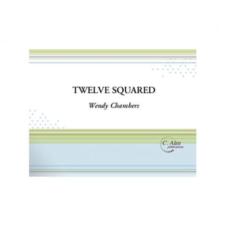 Twelve Squared: A Voodoo Tone Poem by Wendy Mae Chambers